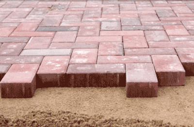 Brick paving melbourne for Paver installation adelaide